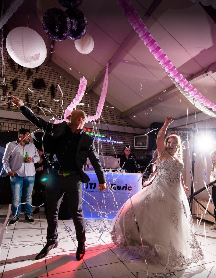 Openingsdans bruiloft Dennis en Diana 1 - Dansschool Dance Fit Leiden