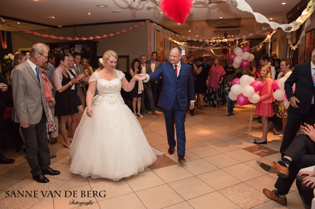 Bruiloft Harald en Mariska