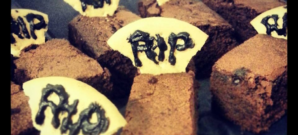 Halloween snacks 2013