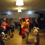 Kerstzumba Dance Fit bij FlexiFitness 2013