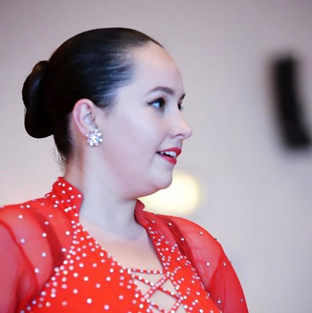 Esther Starreveld docent stijldansen bij dansschool dance fit